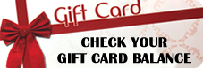 Check Your Sorge's Gift Card Balance